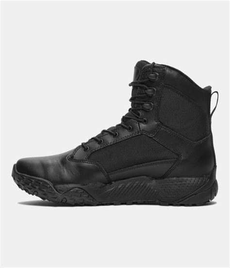 s ua stellar tactical boots armour us