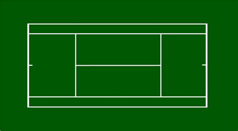 tennis court diagram tennis court dimensions layout diagram all court