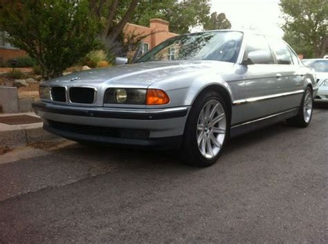auto air conditioning service 1996 bmw 8 series free book repair manuals buy used 1996 bmw 740il sedan 4 door 4 4l v8 silver with custom wheels in albuquerque new