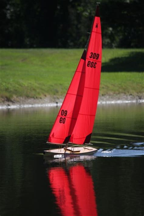 50/800 Marblehead Pond Yacht   WoodenBoat Magazine