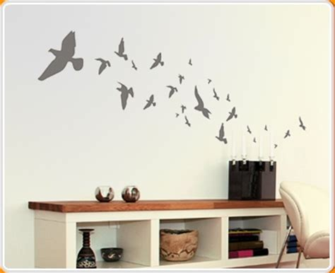 Flying Birds Wall Stickers flying birds wall sticker