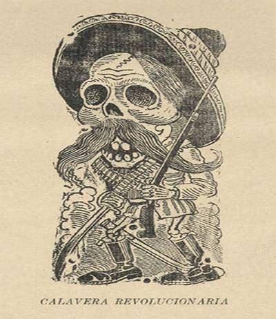 imagenes de calaveras revolucionarias jos 233 guadalupe posada la catrina y otras calaveras los