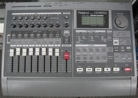 Item Roland Vs 880 Digital Studio Workstation Japan roland vs 880ex digital studio recording workstation recorder reverb