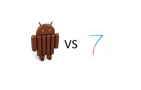 android kitkat android kitkat 4 4 vs apple ios 7 to review it pro