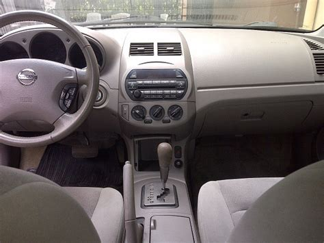 2002 Nissan Altima Interior by Clean 2002 Nissan Altima 2 5 Engine Low Mileage 97k