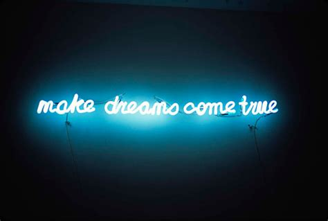 lights words neon lights quotes quotesgram