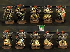 CoolMiniOrNot - Another chaos chosen space marines by ... Imageshack.us Review