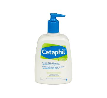 T3cbs Cetaphil Gentle Skin Cleanser 500ml gentle skin cleanser 500 ml fragrance free cetaphil cleanser jean coutu