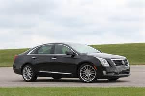 Cadillac Xts Turbo 2014 Cadillac Xts Vsport Turbo 410hp Awd