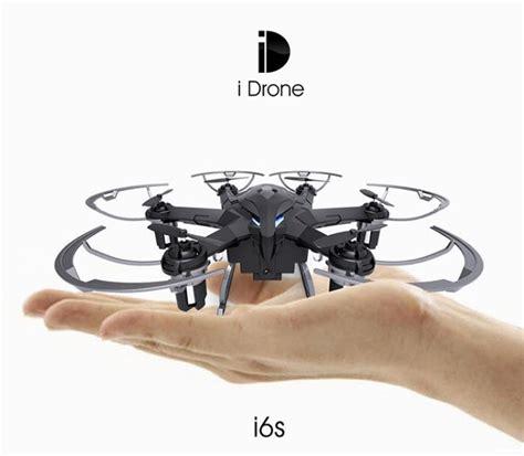 membuat drone mini idrone i6s hexacopter drone 6 axis 2 0mp 720p black