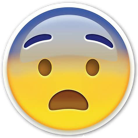imagenes de emoji asustado asustado emoji emojis emoticono emoticonos