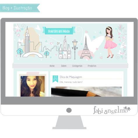 layout blog moda fabi est 250 dio criativo layout blog de moda
