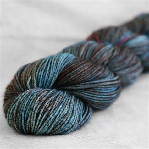 pre twisted yarn madtosh dk twist chicory new color yarn pinterest