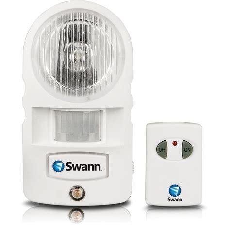 swann pir motion light alarm swhom alarmp b h photo