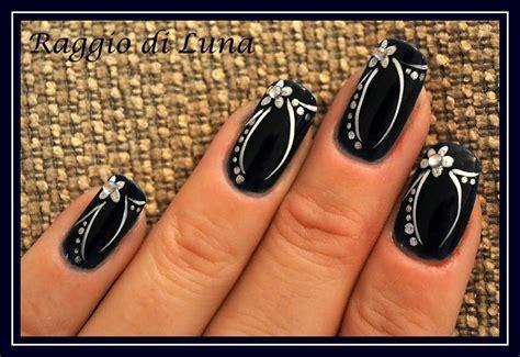 Manicure Di Nail Plus raggio di nails manicure white flower on