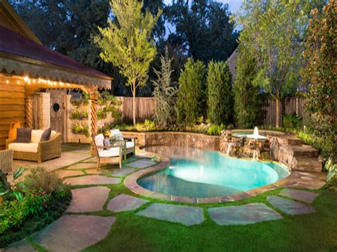 Patio Designs For Small Yards Arizona Backyard Ideas Small Backyard With Pool Landscaping Ideas