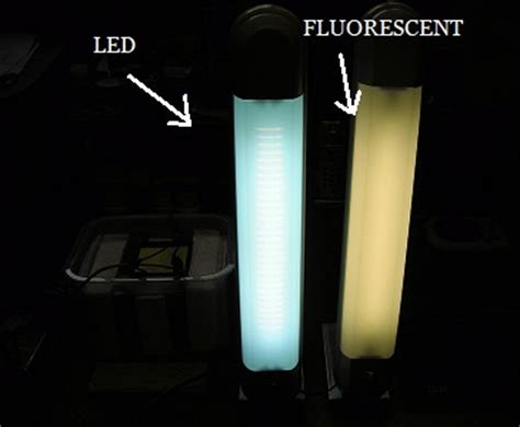 Led Versus Fluorescent Light Bulbs Led Projects And Led Exles Customers Led Lighting Projects