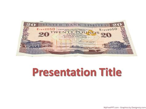 money template pounds free accounting powerpoint templates themes ppt