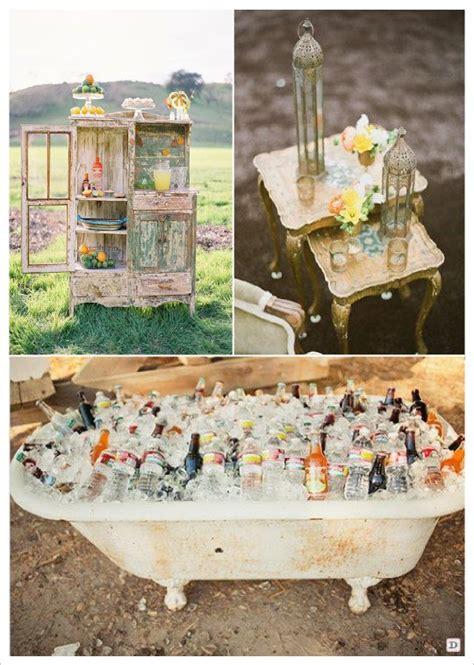 deco buffet table tendance outdoor decoration mariage en ext 233 rieur