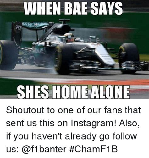 25 best memes about bae and f1 bae and f1 memes