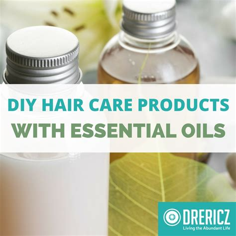 diy essential oils diy essential shoo and conditioner drericz