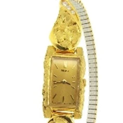 17 best images about gold nugget watches on