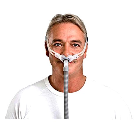 resmed fx nasal pillow cpap mask system with headgear