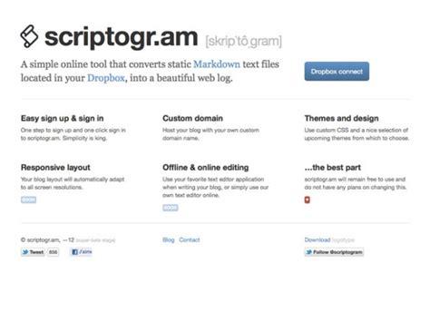 dropbox blog cr 233 er un blog avec dropbox