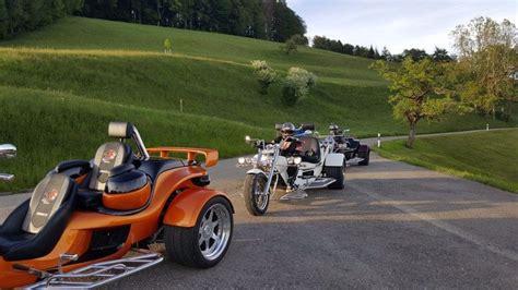 Dreirad Motorrad Mieten by Fahrspass Mit Dem Trike Motortipps Ch