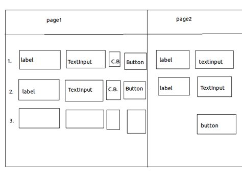 grid layout kivy user interface how to use gridlayout in tabeedpanel