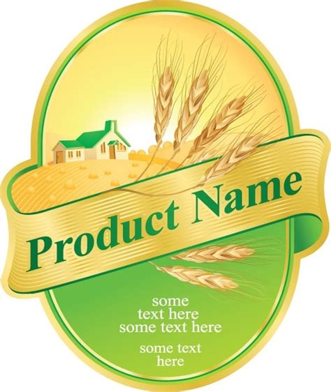 label design templates vector product label design 05 vector free vector in encapsulated