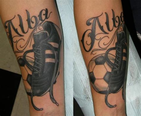 tattoo love football soccer love and love this on pinterest