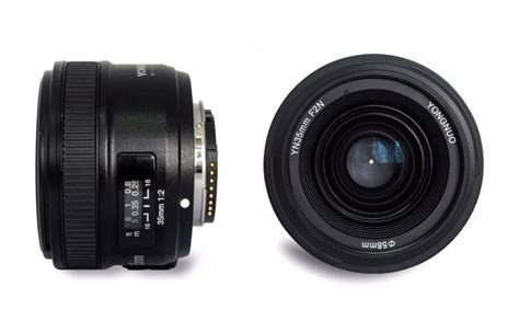 Yongnuo 35mm yongnuo offers a fast 35mm f 2 to fill a gap nikon left wide open it s only 90 slr lounge