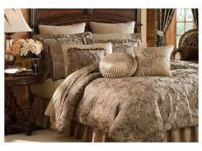 croscill botticelli comforter set king taupe shipped