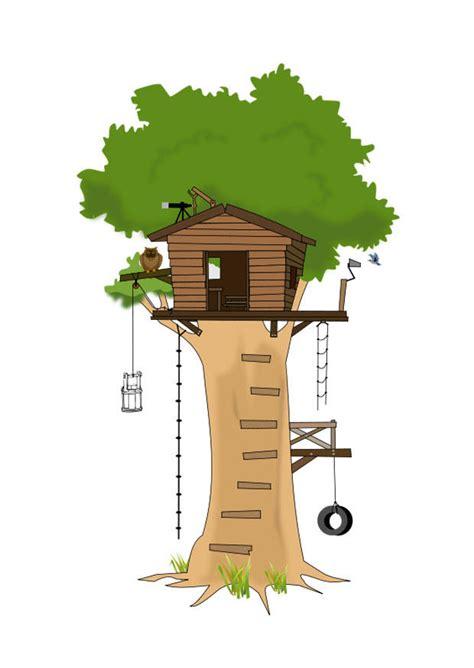 immagini di sull albero immagine illustrazione casa sull albero immagini per