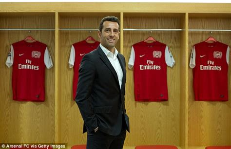 arsenal director of football edu the former arsenal player and director of football at