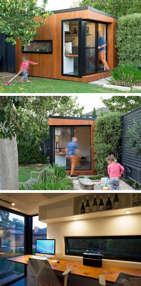 best small backyards inoutside creates a small backyard office best backyards ideas only on pinterest