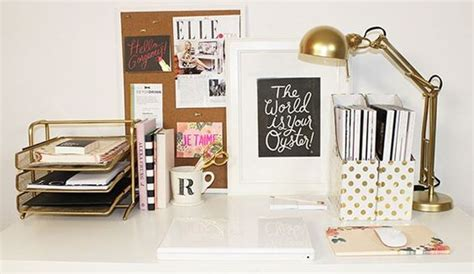Diy Desk Decor Ideas Pinteresting Desktop Decor Fancy Designs Studio