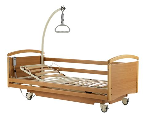 solace  profiling height adjustable bed living  easy