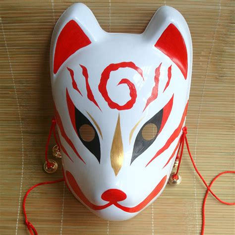 Japanese Kitchen Designs by Fox Mask Endulge Japanese Mask Inparty Masks From Home