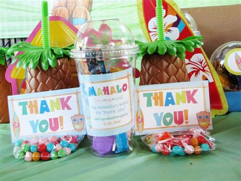 Hawaiian Giveaways - 17 best images about luau party ideas on pinterest luau birthday party favors and