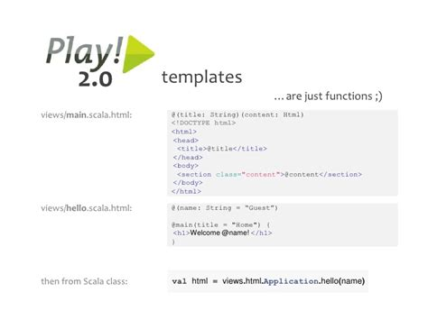 scala play template play ng with scala