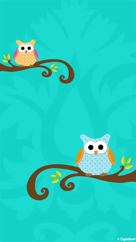 ideas  owl wallpaper iphone  pinterest