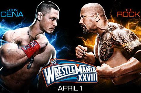 Celana Vs Rok wrestlemania 28 match card updated after feb 20 episode of cageside seats