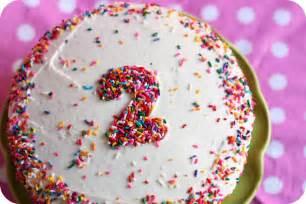 simple homemade birthday cake littlelifeofmine com