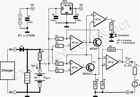 4 battery wiring diagram rechargeable battery charging circuit diagram rechargeable free engine image for user manual