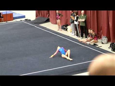 10 00 level 4 floor routine aliz 233 usa gymnastics level 7 state floor routine