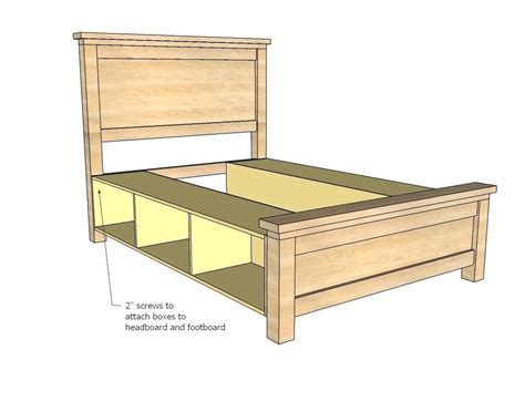 bed frame plans with drawers platform bed with drawers plans stupendous platform bed
