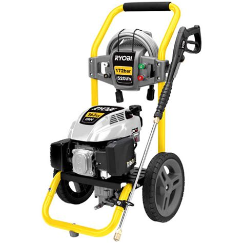 home depot hd ryobi 2200 psi pressure washer 248