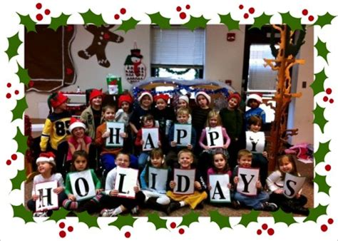 christmas gifts from pto to all students class card dust teaching
